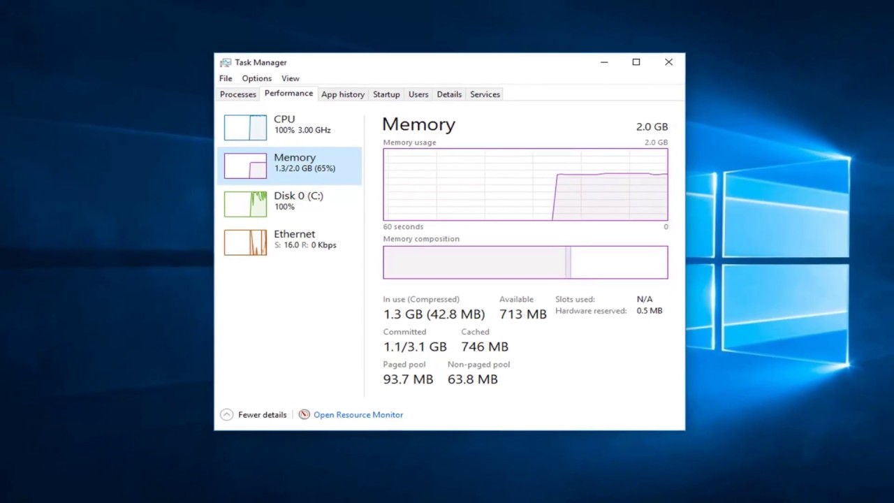 Follow These Easy Steps to Check RAM on Windows 10