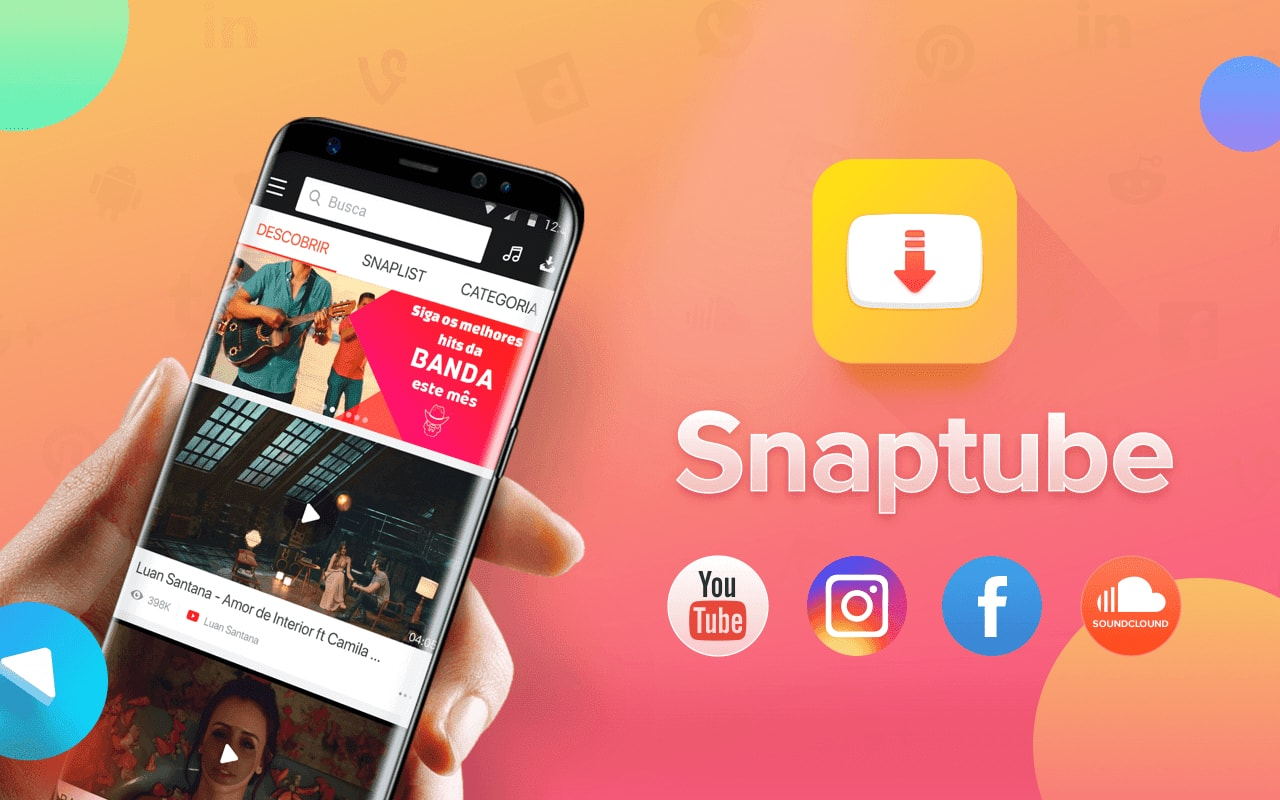 SnapTube APK Free Video Downloader & Converter Download For Android